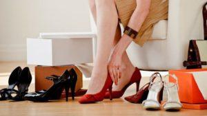 Очень важно приобретать качественную и удобную обувь