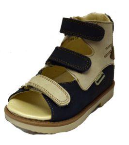Малыш будет чувствовать себя наиболее комфортно в обуви, сделанной на заказ