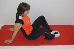 Лечебная гимнастика очень важна при лечении плоскостопия