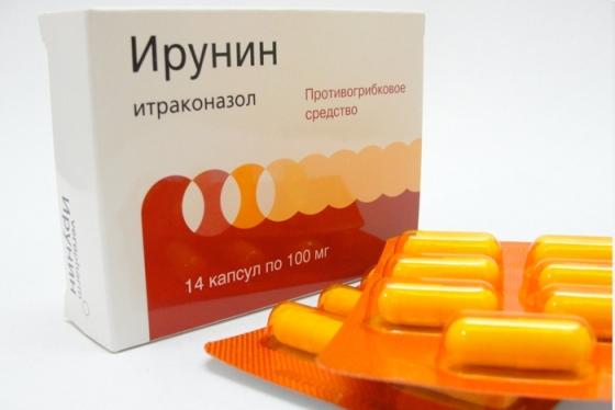 Сколько пить таблетки от грибка ногтей