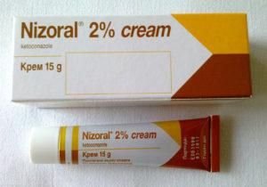 Низорал - эффективный крем от грибка ногтей