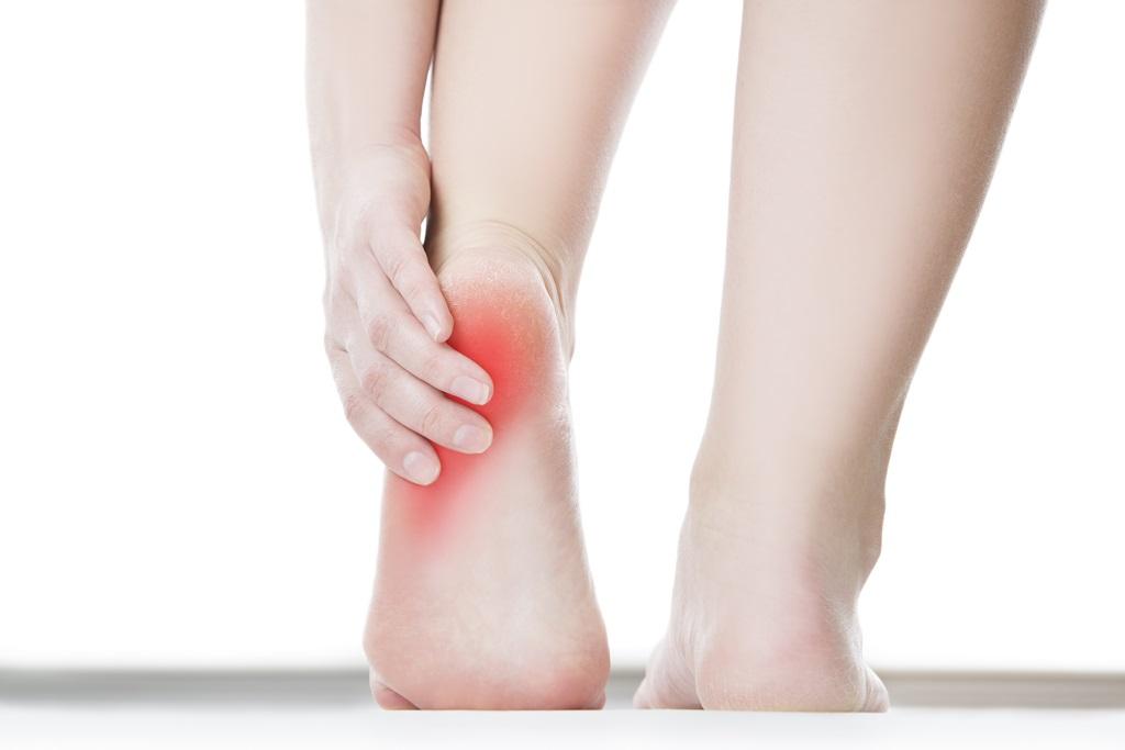 Реактивный артрит боли в пятках фото