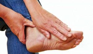 Онемение большого пальца на ноге что делать