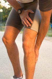Ушиб ноги: симптомы, лечение, сколько заживает