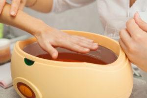 Ванночка для рук – метод профилактики вросшего ногтя