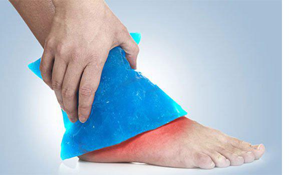 Последствия болей в верхней части стопы - как лечить