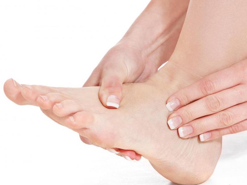 Воспаление на подошве ноги