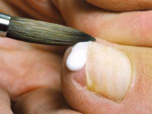 Обработка пальцамазью