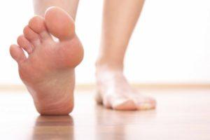 Провисание стопы при ходьбе