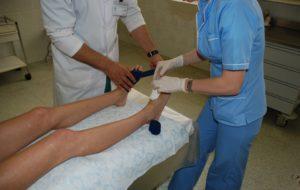 Перевязка после операции