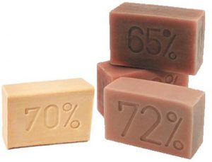 Разновидности хозяйственного мыла