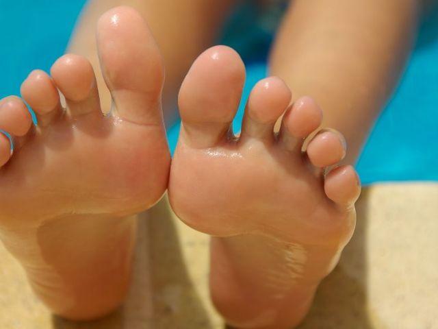 Мокрые ноги