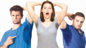 Повышенная потливость у подростков