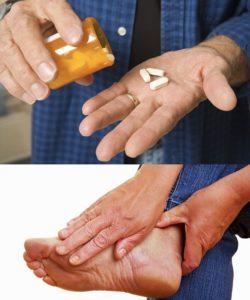 Таблетки для снятия воспаления