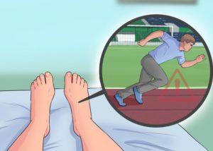 Занятия спортом – одна из причин появления остеофита