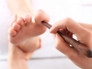 Массаж пальцев с использованием палочки