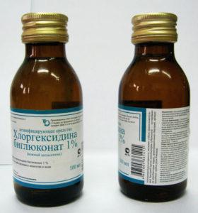 1% раствор для наружного применения