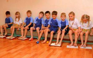Лечебная физкультура в детском саду