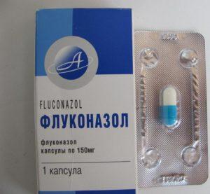 Капсула Флуконазола