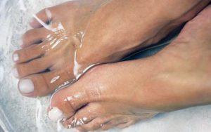 Противогрибковые ванночки