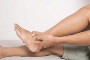 Массаж ноги в домашних условиях