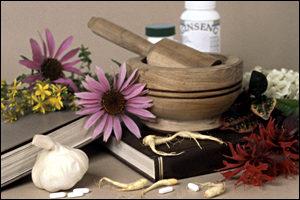 Народная медицина снимает отечность