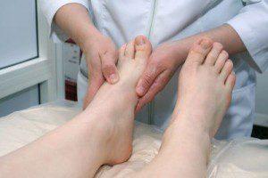Процедуры массажа