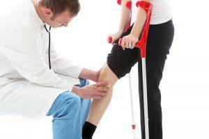 Реабилитация под наблюдением врача