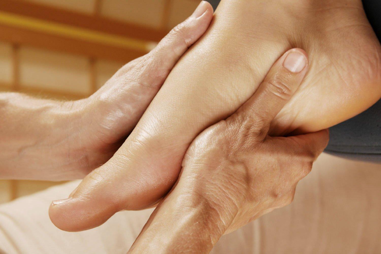 Вывих ноги сколько лечится