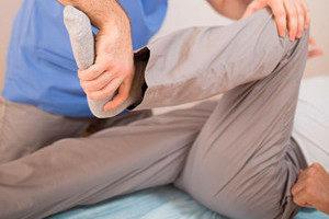 Лечебная гимнастика после травмирования лодыжки