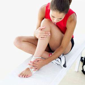 Синовит голеностопного сустава - причины, симптомы и лечение