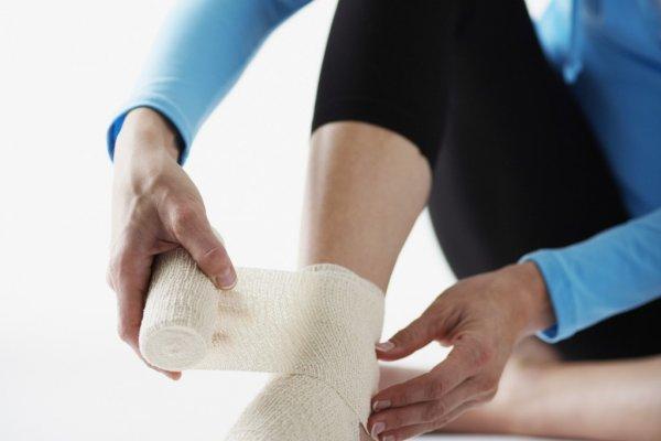 Разрыв мышцы бедра, живота или голени. Причины и симптомы разрыва икроножной мышцы.