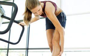 Растяжение икроножной мышцы: лечение, симптомы и первая помощь