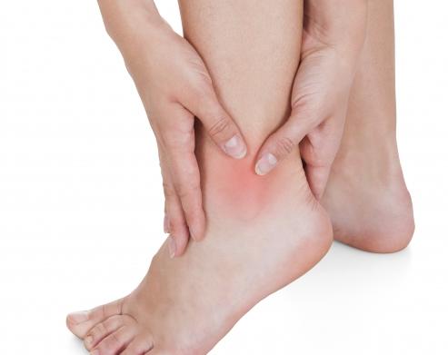 Боль в голеностопном суставе при ходьбе лечение