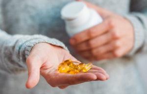 Прием противовоспалительных медикаментов