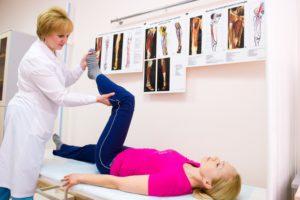 Лечебная гимнастика для лечения контрактуры нижних конечностей