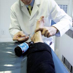 Артроз голеностопного сустава причины симптомы и лечение (фото)