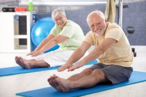 Упражнения для лечения и профилактики периартрита
