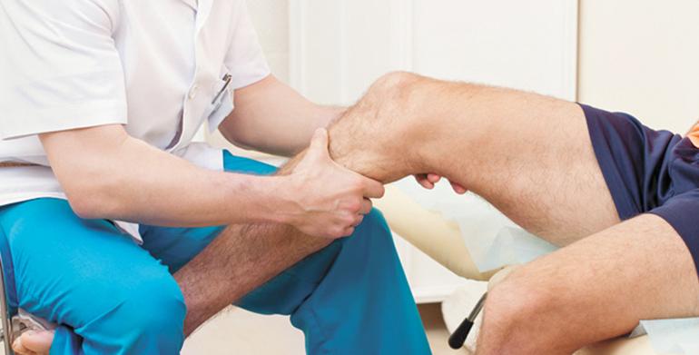 Диагностика коленного сустава лечение