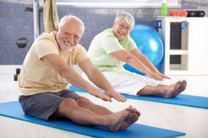 Лечебная физкультура при артрозе суставов