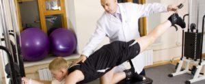 Лечение коленного сустава по Бубновскому