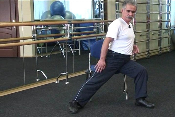 Упражнения доктора попова при артрозе коленных суставов