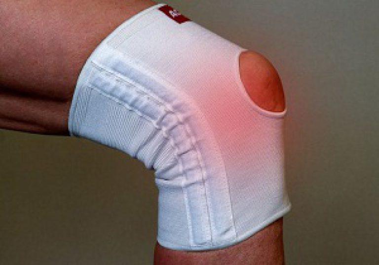 Ортопедические эластичные наколенники при артрозе коленного сустава