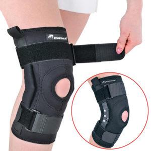 Ортопедический наколенник при артрозе коленного сустава