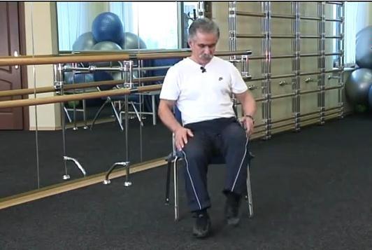 Комплекс упражнений при артрозе коленных суставов от доктора ...