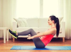 Разминочное упражнение