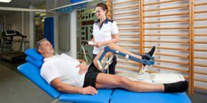 Реабилитационные аппараты для лечения артроза коленного сустава