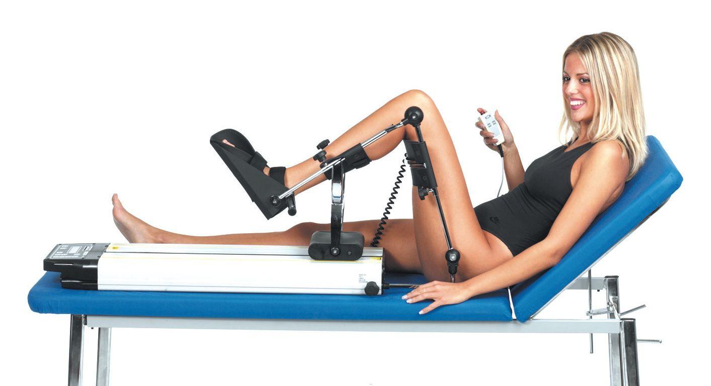 Тренажер для суставов для разработки колена при артрозе