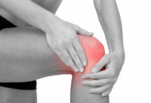 Сильная боль в коленном суставе