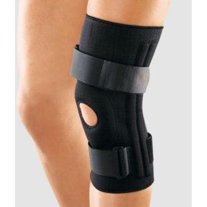 Ортез коленного сустава для фиксирования колена